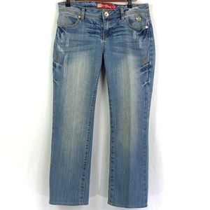 Apple Bottoms Women's Distressed Jeans Size 7/8